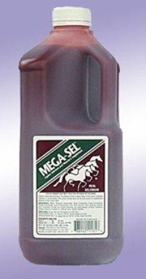 Mega-Sel Liquid Formula For Horses by Spectra Animal Health Div