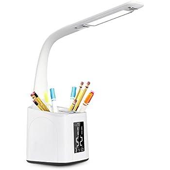 Led Desk Lamp Wanjiaone Desktop Lamp With Usb Charging
