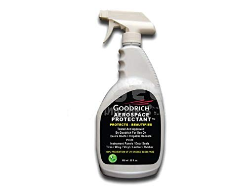 Goodrich 74-451-237-32 Aircraft De-Ice Boot Protectant - Ready to Use - 32 Oz. Spray Bottle