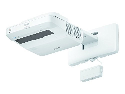 Epson 8M4690 BrightLink Pro 1460Ui LCD Projector - High Definition 1080P - White by Epson