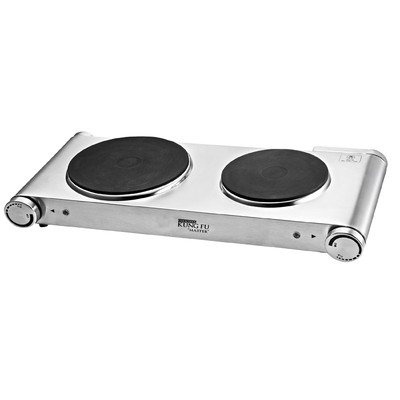 Cookinex Kung Fu Master KF-5900 Electric Double Burner