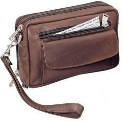 Winn Harness Leather Travel Bag (6408 Leather)