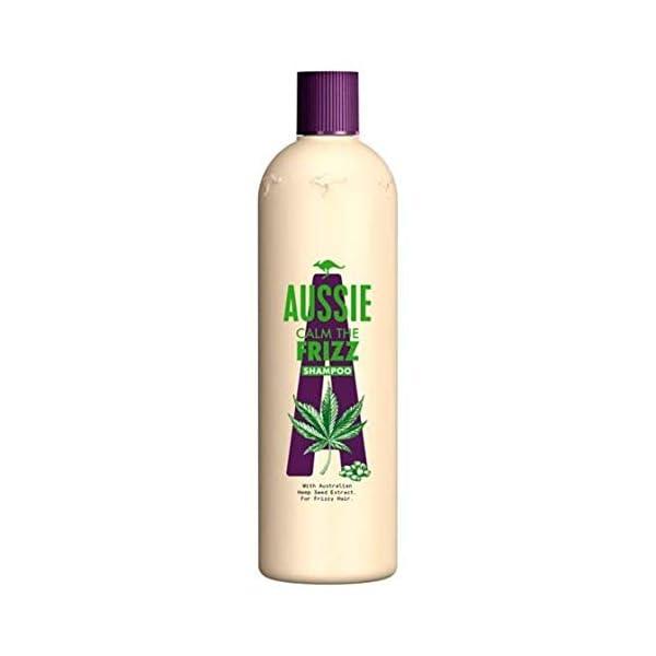 Aussie Calm The Frizz Shampoo, 300ml