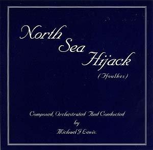 North Sea Hijack by Michael J. Lewis