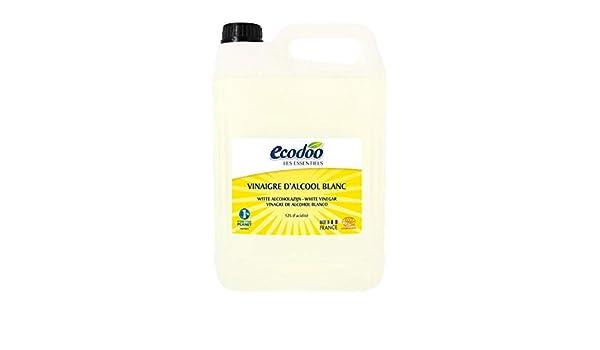 Vinagre blanco de Alcohol Ecodoo 5 Litros: Amazon.es: Hogar