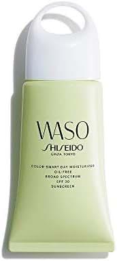 Waso by Shiseido Color-Smart Day Moisturizer Oil-Free SPF30 50ml