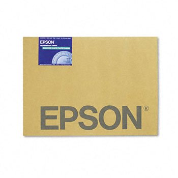 Epson S041598 - Enhanced Matte Posterboard, 30 x 24, White, 10/Pack (Poster Board Epson)