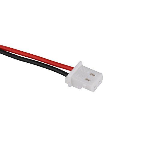 Floureon® 3 Packs 2.4V 400mAh Cordless Home Phone Battery for AT&T BT162342 BT162342 BT166342 BT-166342 BT266342 BT-266342