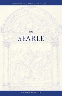 On Searle (Wadsworth Philosophers Series)