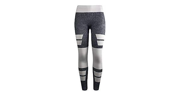 Cintura Alta de Yoga Pantalones, YpingLonk Casual Leggings ...