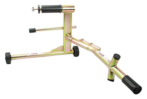 Gold Galvanized T-Rex Racing BMW Rear Stand RNineT K1300S K1200S/R R1200S/R R1200GS HP2 Enduro gold1arm