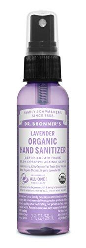 (Dr. Bronner's Hand Sanitizer - Lavender - 2)