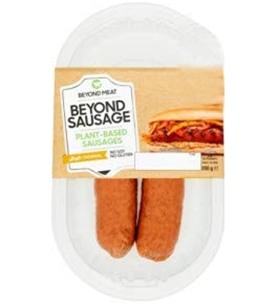 Beyond Meat Salchichas x 2 unidades | 100% Vegetal | Plant ...
