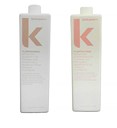 Kevin Murphy Plumping Shampoo 33oz & Plumping Conditioner ()