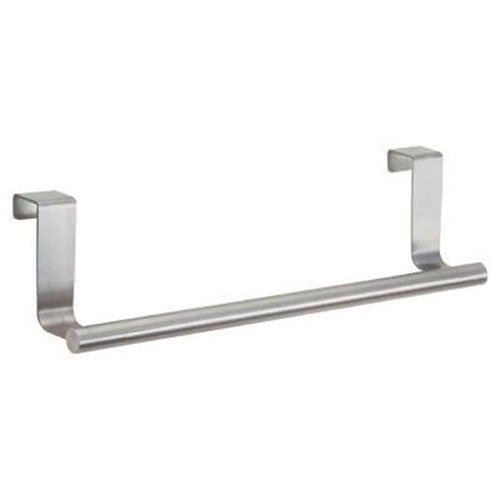 InterDesign Forma Over Cabinet 9' Towel Bar, Brushed Stainless Steel