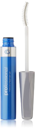 CoverGirl Professional All in one Curved Brush Mascara Very Black 100, 0.3 Ounce Bottle ()