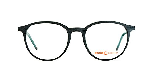 Amazon.com: Etnia Barcelona San Diego BKGR, Negro/Verde, 50 ...