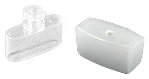 - RV Designer A300 Mini-Blind Rail End (Quantity 4)