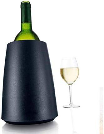 YWSZJ Chiller Cubo, Botella de Champagne con Aislamiento Cubo Enfriador Champagne Cubo de Vino Blanco Enfriador