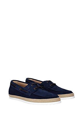 Tod's - Zapatillas para hombre azul azul Azul