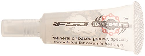 FSA Ceramic Bearing Grease Syringe 3ml - Ceramic Nitride Bearing