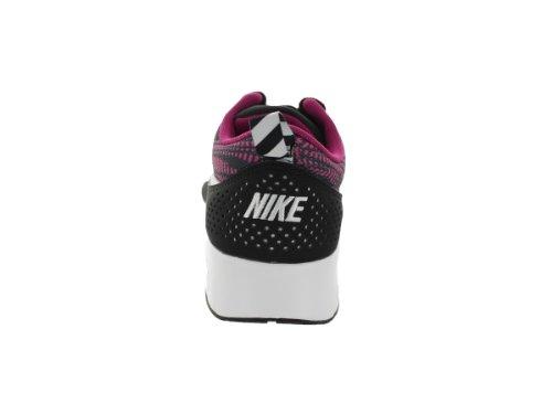 Nike Womens Air Max Thea Stampa Nero / Bianco / Brght Mgnt / Rd Vlt Scarpa Da Corsa 9.5 Donne Us