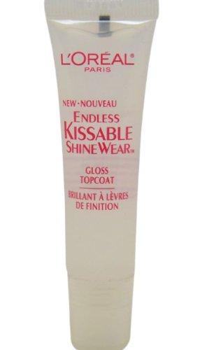 Endless Kissable Shinewear Gloss Topcoat by L'Oreal Paris fo