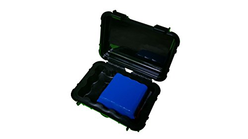 Extended battery 8 cells and magnetic case lasts 8 months for GL200, GL300, GL300W, GL300VC, Spark Nanno, Enduro PRO, Amcrest, Spy Tec STI_GL300
