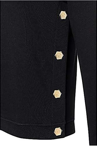 Aigner Damen Sweatshirt, Schwarz, 252013-M