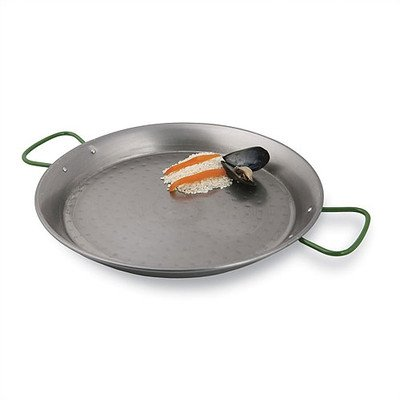 (Paella Pan [Set of 2] Size: 13.38'' Diameter)