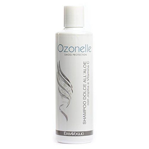 erbavoglio ozonelle Champú Aloe Vera y Jojoba - 250 ml: Amazon.es: Belleza