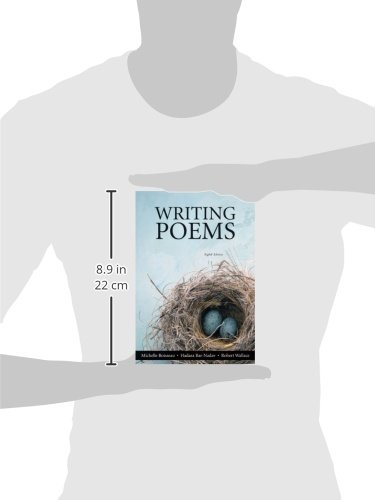Writing Poems (8th Edition) by Pearson