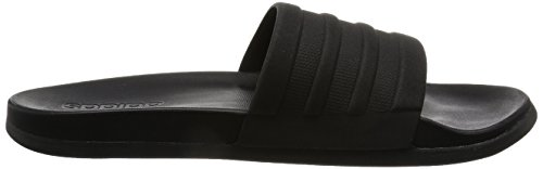 adidas Adilette CF+ Mono W, Chaussures de Plage et Piscine Femme Noir (Core Black)