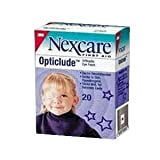Nexcare Opticlude Eye Patch Jr 20's