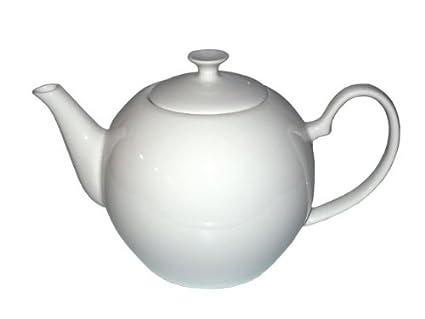 1.3L Fine Bone China Teekanne mit St/övchen Sophie CHA CULT