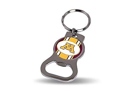 Rico NCAA Bottle Opener Key Tag
