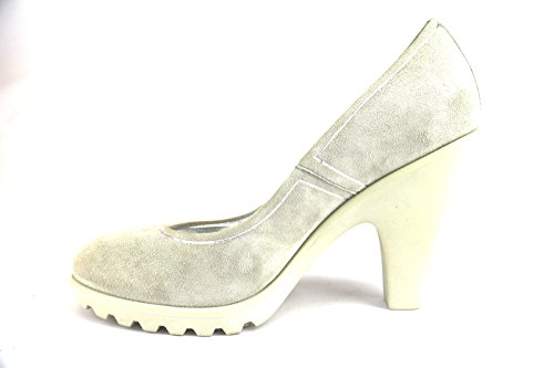 Gray Pumps Suede Hogan US Shoes 5 Beige Woman Beige 35 EU XRPXwn61Hx