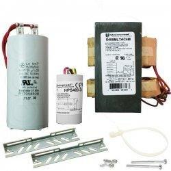 00-CWA/V4 120-277 volt Magnetic Quad-Tap Ballast, operates 400W HPS ()