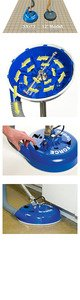 Hydro-Force SX-15 Hard Surface Cleaning Tool AW105 Spinner Wand ()