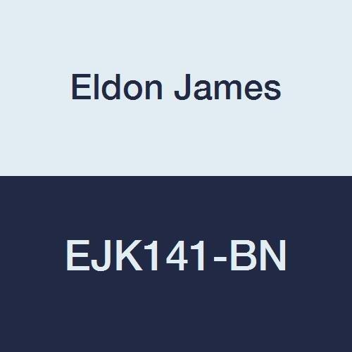 Eldon James EJK141-BN Automotive Black Nylon Barbed Couplers and Reducers Kit, 34 Fittings, 2 per Size