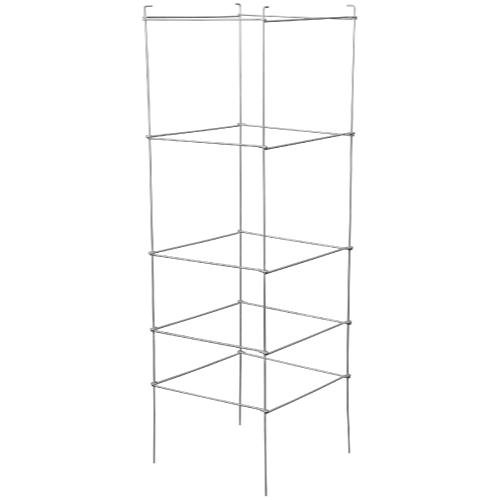Grower's Edge 5-Tier Folding Tomato Cage - 48'' x 15'' x 15''