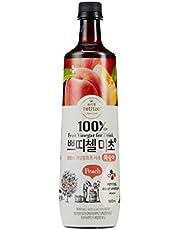 CJ Petitzel Fruit Vinegar Drink, Peach, 900ml