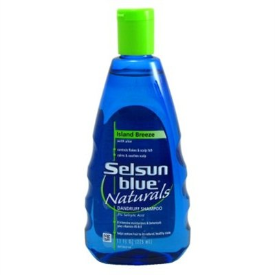 Selsun bleu Naturals Shampooing Island Breeze 11 onces (3 pièces)