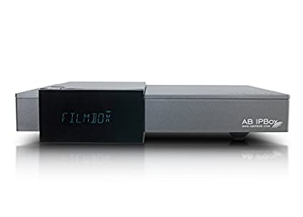 AB Cryptobox IP Prismcube Ruby Satellite HDTV Receiver Twin DVB S2 Tuner USB
