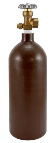 Co2 Gas Cylinders - Hot Max 23202 20 Cubic Foot Argon/CO2 Tank - Empty