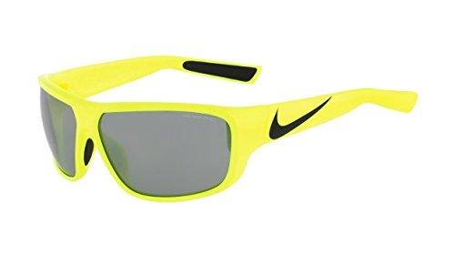 2d79d2fecb33b Óculos de Sol Nike Mercurial 8.0 Ev0781 715 65 Amarelo preto  Amazon ...