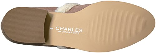 Charles Door Charles David Dames Gunter Mode Laars Taupe