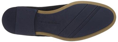 Azul 2b Midnight Hilfiger Hombre Zapatos 403 de C2285ampbell Tommy Cordones Derby fO8ZT