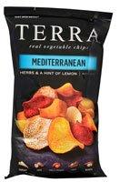 Terra Экзотические овощные чипсы Средиземноморье - 5 унций