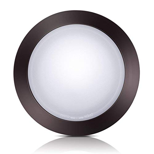 Bronze Dimmable LED Disk Light,SOLLA 11